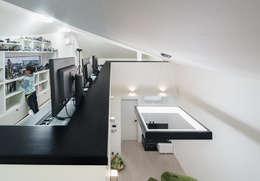 판교온당 프로젝트: 적정건축의  거실