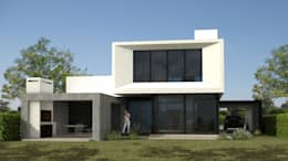 Rumah tinggal  by JAMStudio