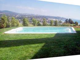 : Piscinas de jardín de estilo  por Piscinas Espectaculares