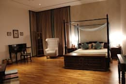 Project ~ Pune : colonial Bedroom by RA LIFESTYLES