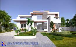 Nhà by NEIL TABADA ARCHITECTS