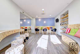 Lounge: Salas de estar modernas por VON HAFF Interior Design