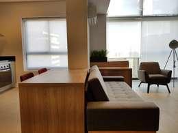 Phòng ăn by ICONO Projetos e Interiores