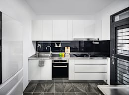 مطبخ تنفيذ 築室室內設計