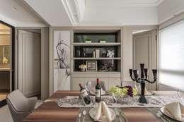 Столовые комнаты в . Автор – E&C創意設計有限公司
