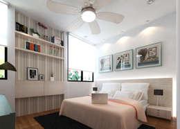 خواب گاه by EMERGENTE | Arquitectura