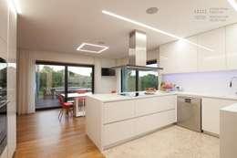 Muebles de cocinas de estilo  por VON HAFF Interior Design