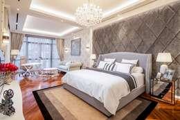 Projekty,  Sypialnia zaprojektowane przez PT. Dekorasi Hunian Indonesia (D&H Interior)
