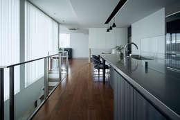 一級建築士事務所 株式会社KADeL의  주방