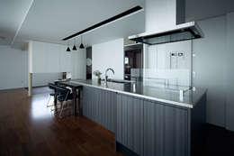 一級建築士事務所 株式会社KADeL의  빌트인 주방