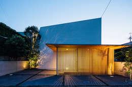 一級建築士事務所 株式会社KADeL의  목조 주택