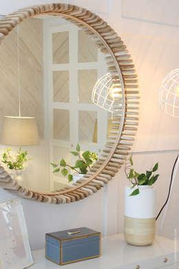 Dormitorios de estilo escandinavo de Catarina Batista Studio