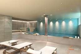 Sauna door Realistic-design