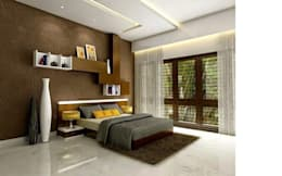 Independent Villa - Pune: modern Bedroom by DECOR DREAMS