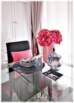 Phòng ăn by RG Home Stylist