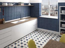 廚房 by Equipe Ceramicas