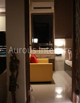 Project: modern Living room by Aurous Interiors