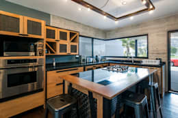Cocina: Muebles de cocinas de estilo  por aaestudio