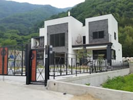 房子 by 운화건축사사무소