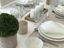 Tischdekoration: landhausstil Esszimmer von Select Living Interiors