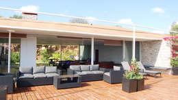 Terrasse: Terrasse de style  par TAG