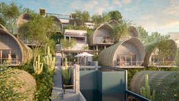 Pool:  de estilo  por ANDRÉS SAAVEDRA DESIGN