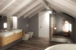ห้องน้ำ by 3d-arch