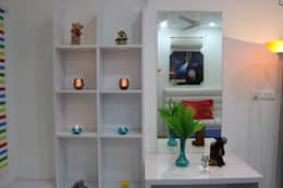 Children Bedroom Dressing: asian Dressing room by Enrich Interiors & Decors
