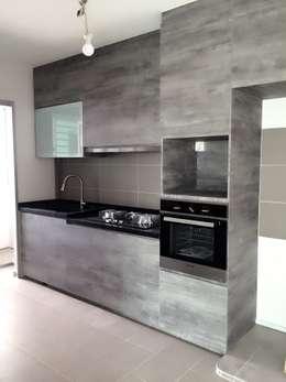 mediterranean Kitchen by Fresh Look Interior Design