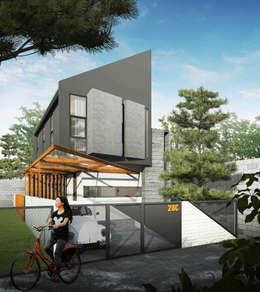 RR House :   by GUBAH RUANG studio