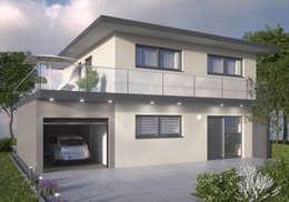 被動式房屋 by ash4project B.V.
