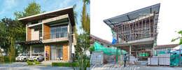 Rumah tinggal  by fewdavid3d-design