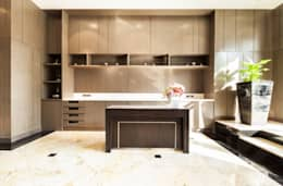 Only kitchens:  Built-in kitchens by Rebel Designs