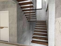 樓梯 by vAvien İç Mimarlık