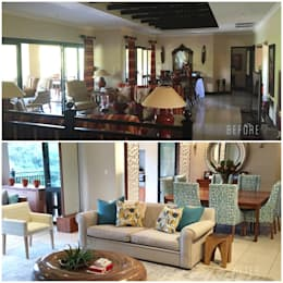 Zimbali Decorating:   by Just Interior Design