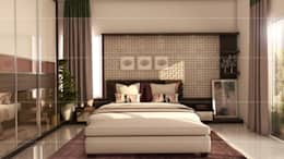 Project 1: modern Bedroom by Fabmodula
