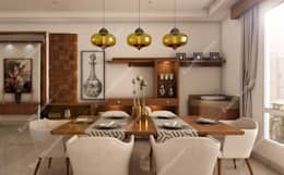 Project 4: modern Dining room by Fabmodula