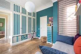 غرفة الاطفال تنفيذ Paolo Fusco Photo