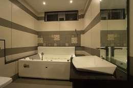 moderne Spa door Hasta architects