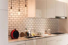 J Hous Studio:  tarz Ankastre mutfaklar