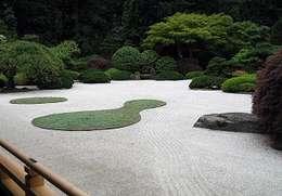 Jasa Pembuatan Taman Minimalis:  Gedung perkantoran by Toko Taman Landscape (Jasa Tukang Taman)