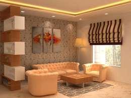 Phòng khách by Form & Function
