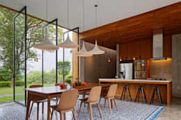 Projekty,  Kuchnia zaprojektowane przez Tamara Wibowo Architects