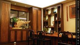 客廳:  客廳 by 贏特室內裝修工程有限公司  Winner Interior Design