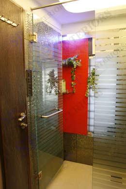 Sagar bajaj:  Doors by SP INTERIORS