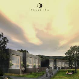 Elder Housing:  Villa by Kolletra Studio