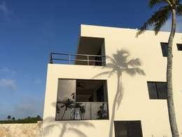 Rumah tinggal  by Alberto Zavala Arquitectos