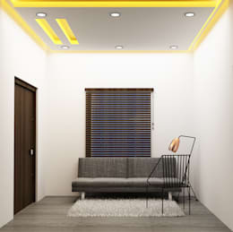 Residential: modern Living room by Designism