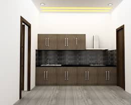 Residential: modern Kitchen by Designism