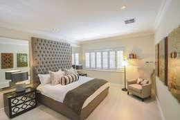 modern Bedroom by CLINT LEWIS DESIGNS
